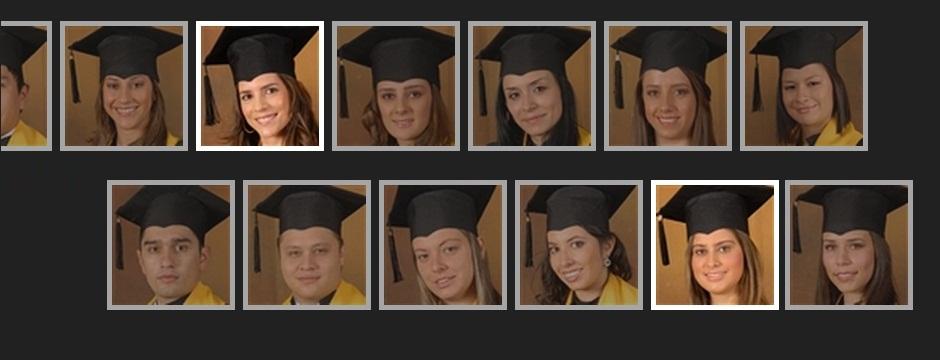 Conserva para siempre el recuerdo de tu graduación.